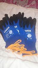 5 x Paar UVEX Arbeitshandschuhe phynomic wet EN388/4131 Gr.9