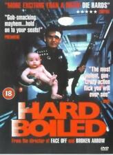 Hard Boiled [DVD] [1993] By Yun-Fat Chow,Tony Chiu-Wai Leung,John Woo,Amy Chi.
