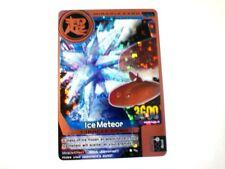 Animal Kaiser English Version Ver 5 Bronze Card (M059: Ice Meteor)