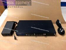 🔥 Juniper Networks SRX220H-POE + adaptateur d'alimentation 🔥