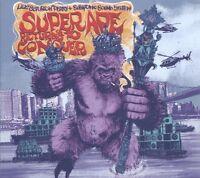 LEE 'SCRATCH PERRY - SUPER APE RETURNS TO CONQUER - NEW CD ALBUM