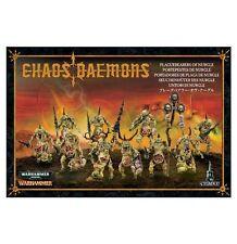 Warhammer Age of Sigmar Chaos Daemons Plaguebearers of Nurgle NIB