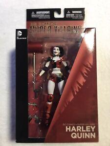 DC Comics Direct Collectibles Dave Cortes Super Villains Harley Quinn