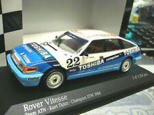 ROVER Vitesse 3500 V8 Gr ATN DTM Champion 1986 Thiim #22 Toshiba Minichamps 1:43