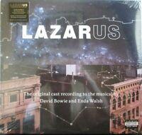 DAVID BOWIE EDNA WALSH & ORIGINAL NEW YORK CAST ~ Lazarus ~ 3 x LP 180G SEALED