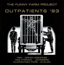 The Outpatients Funny Farm Project CD *SEALED* Fish (Marillion) Steve Howe