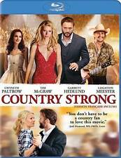 Country Strong (Blu-ray Disc, 2011) NEW