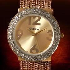 New Rousseau Iris Chain Bracelet Ladies Watch