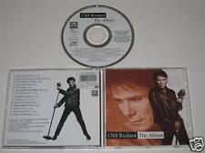 CLIFF RICHARD/THE ÁLBUM (EMI 7 89114 2) CD ÁLBUM