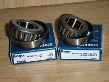SV650 Kit Rodamiento de dirección de la cabeza 99-02 KOYO SV 650