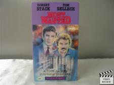 Most Wanted VHS Robert Stack, Tom Selleck
