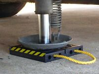 Leveling Blocks  for RV MotorHome 5TH wheel Campers Trailers 4 -PK  SEE VIDEO