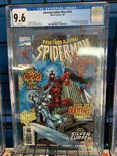Amazing Spider-Man #430 CGC 9.6! 🔥Cosmic Carnage!! 🔥🔥🔥