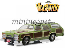 GREENLIGHT  NATIONAL LAMPOON'S VACATION 1979 FAMILY TRUCKSTER WAGON QUEEN 1/18