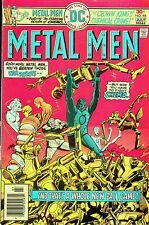 Metal Men #46 (Jun - Jul 1976, DC) - Very Good/Fine
