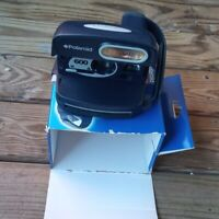 Polaroid 600 Instant Film Camera, Blue