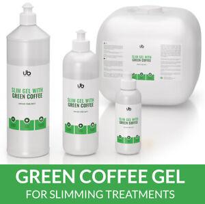 UB SLIM GEL - Anti Cellulite & Fat Reduction - Ultrasound, Drainage 500 mL