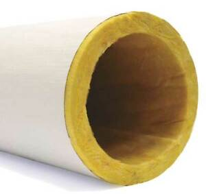 """Manson 4"""" X 3 Ft. Pipe Insulation, 1-1/2"""" Wall Box of 11pcs"""