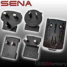Sena DC Power USB AC Adapter Charger for 3S 10S 20S 30K SMH5 SMH10 SMH10R SPH10