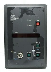 Westinghouse IQ-1000 motor protection relay