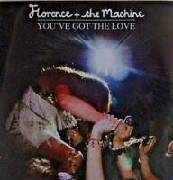 FLORENCE + THE MACHINE : YOU'VE GOT THE LOVE - [ PROMO CD SINGLE ]