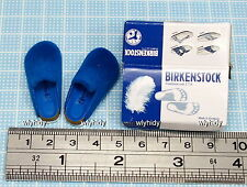Birkenstock Miniatures Shoes Collection DAVOS, 1pc - Bandai    , #2ok