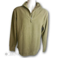 BRITISH ARMY ISSUE COLD WEATHER FLEECE GENUINE MTP UNDERSHIRT CAMPING USED