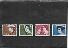 """Germany BRD 1975 Mi 826-829 - """"Bedeutende deutsche Frauen"""" - MNH"""