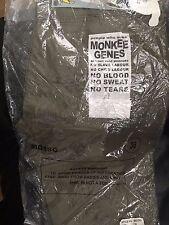 Monkee Genes Womens Organic Classic Skinny Olive W36