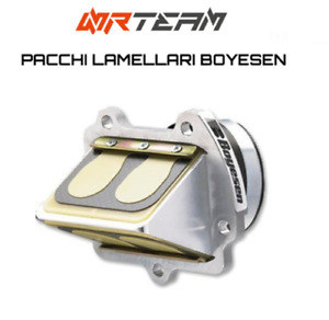 BOYRAD-24K Pacco lamellare Boyesen Suzuki RM 250 04-12