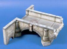 Verlinden 1/35 Destroyed Bridge System Section Kit WWII 1589 (Trophy 20046)