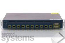 Nuevo-Cisco Catalyst 3550 de red conmutador switch 10x 10/100/1000 - ws-c3550-12t