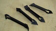 4X Plastic Silicone Sealant Mastic Scraper Remover Tool KITCHEN BATH SHOWER SINK