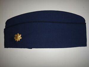 USAF Air Force Majeur Rang Bleu Foncé Garrison Chapeau Casquette Par Sam Bonk