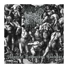 Abhorer - Zygotical Sabbatory Anabapt, Original 1. Press (Sgp), Digipack CD