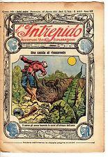 rivista L'INTREPIDO ANNO 1927 NUMERO 405