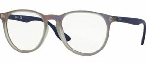 Authentic Ray Ban Eyeglasses RB7046 5486 Purple Iridescent Frames RX-ABLE 51MM