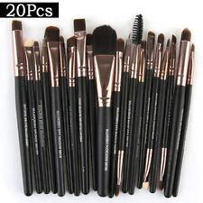 20PCS Cosmetic Make up Brushes Set Foundation Blusher Eyeshadow Lip Brush Tool~~