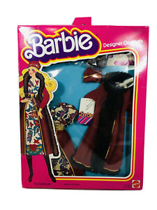 Vintage 1978 Barbie City Sophisticate Outfit Clothing In Original Box