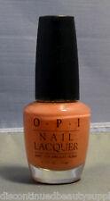 Opi Santa Fe Adobe Nail Polish