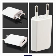 Chargeur USB 5V 1A AC prise européenne Adaptateur D'alimentation Compatible avec