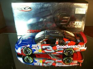 Dale Earnhardt #3 GM Goodwrench Olympics Atlanta Platinum 1996 Chevy Elite 1/408
