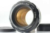[NEAR MINT+++] Nikon Nikkor-S Auto 55mm f/1.2 Non-Ai MF Lens From JAPAN