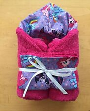 My Little Pony Hooded Towel & Wash Cloth