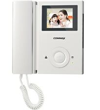 """Commax Gate View System 3.5"""" Video Doorphone CAV-35GN"""