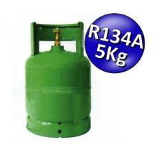 3S BOMBOLA RICARICABILE PESO NETTO 5 Kg GAS R134A CLIMATIZZATORE AUTO FRIGO R134