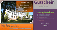 Ferien Spaß Erholung Urlaub Osterspaß in Oberhof