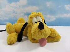 """Disney Store Exclusive 15"""" Plush Pluto Dog Stuffed Animal Soft Toy Collectible"""