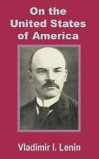 Lenin on the United States of America by Vladimir I. Lenin (2002, Paperback)