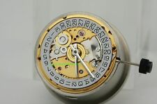 SEAGULL ST2130 CLONE ETA 2824-2 SELLITA SW-200 AUTOMATIC MOVEMENT GOLD WHITE 3H